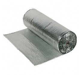 YBS Airtec Double Bubble Foil Insulation 1.2m x 25m x 7mm