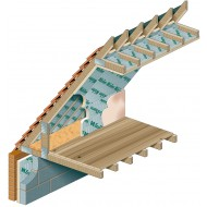 Ecotherm Eco-versal Insulation (Roof) 2400mm x 1200mm x