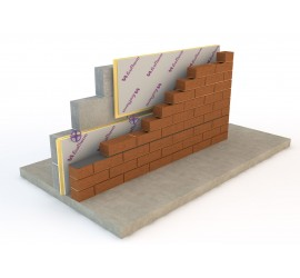 Ecotherm T&G & S/E Cavity Insulation Board 1200mm x 450mm x