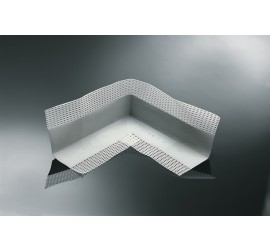Self adhesive sealing internal corner for Tile backer boards / Shower tray system