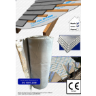 SF19BB Superfoil Insulation 1.5m x 10m x 40mm (15m2) Insulation & Breather membrane in 1